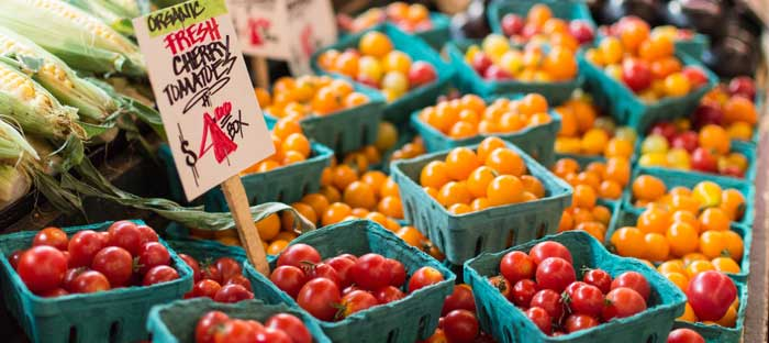 Support the Glenside Farmers Market in Montgomery County, PA