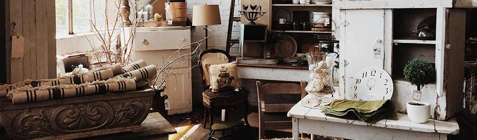 Antique Stores, Vintage Goods in the Glenside, Montgomery County PA area